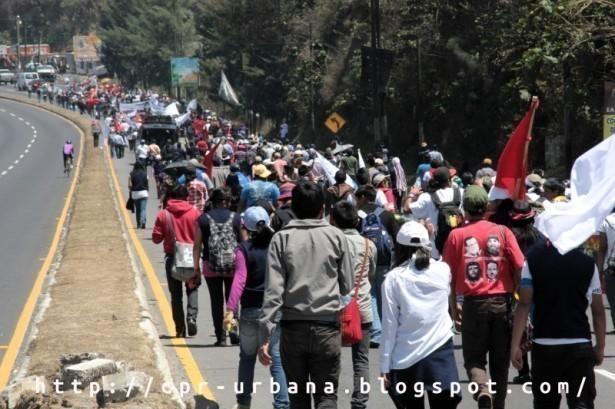 Marcha por la Educación