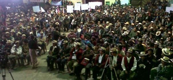 asamblea de pueblos
