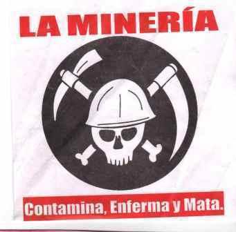 no minera muerte