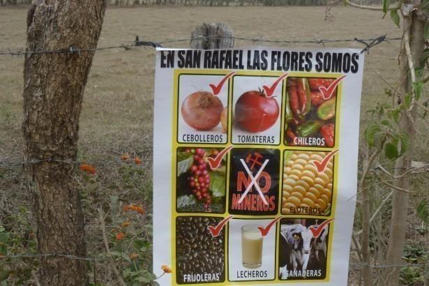 """""""En San Fafael somos cebolleros, tomateros, chileros, cafetaleros, eloteros, lecheros y ganaderos"""""""