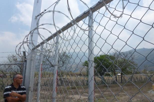 Resistencia Pacífica San Rafael las Flores