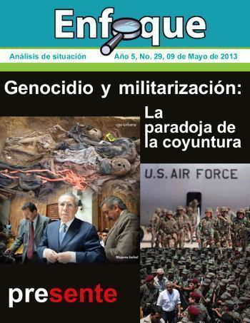 Portada Revista Enfoque 29