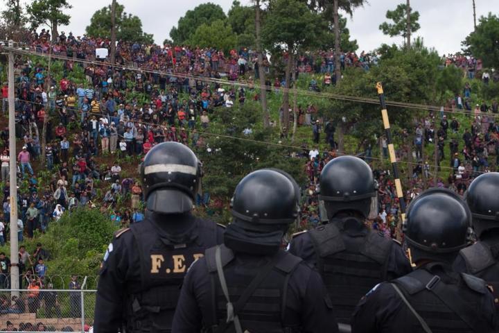 Movilización de julio de 2013. Foto: Roderico Díaz