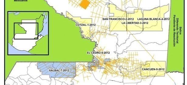 Fuente: Ministerio de Energía y Minas (MEM) de Guatemala.