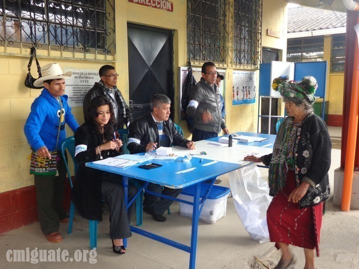 Centro de votación IMEB