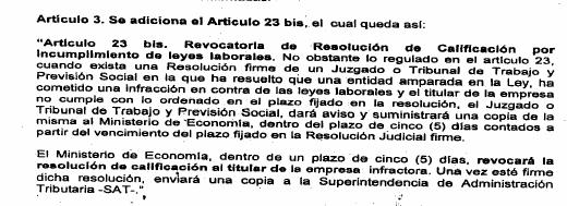 Fuente: Ministerio de Economía