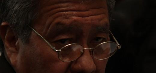 El decano González Peña. Fuente: Roderico Díaz (CMI-G)