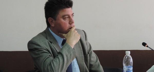 Abogado Sergio Vives, defensor de defensores de derechos humanos