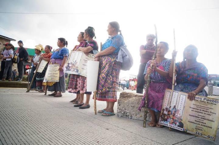 Fuente: Consejo de Pueblos Maya Kaqchikel