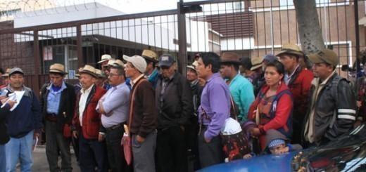 12 comunidades de Tzalbal piden restitución de tierras