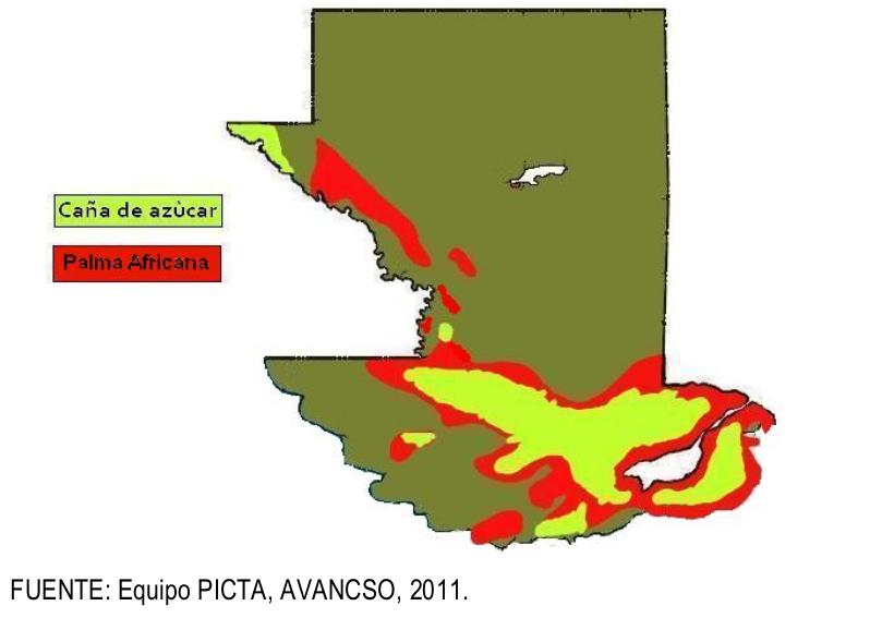 Estudio: Tendencias y proyectos extractivos en Guatemala. Mapeo Nacional. AVANCSO.