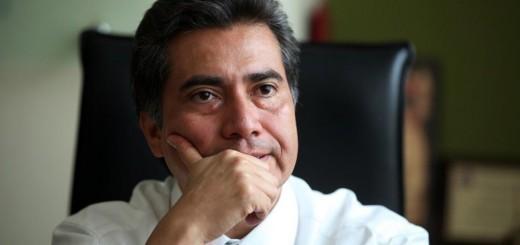 El abogado, en su despacho en el centro económico de la Ciudad. Foto: Carlos Sebastián