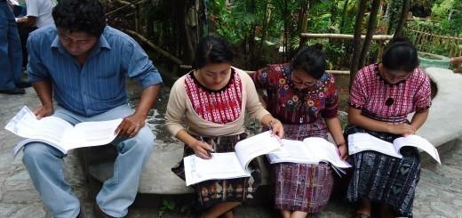 Estudiantes de nivel medio. Foto: PRODESSA