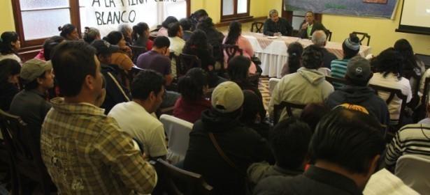 Foro Internacional realizado el 27 y 28 de noviembre en la Ciudad de Guatemala. (Foto: CPR-Urbana)