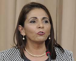 La Procuradora General de la República, Ana Lorena Brenes. Fuente: Nación