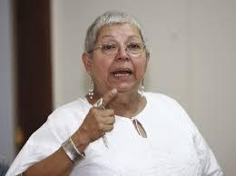 Gladys Lanza. Fuente: El Heraldo