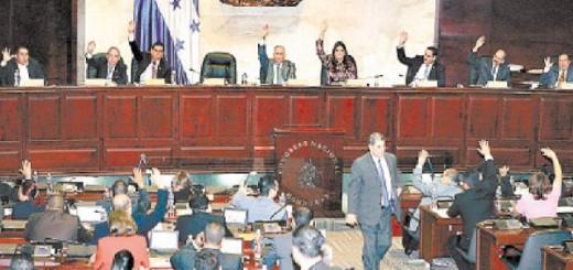 Diputados hondureños aprueban reforma fiscal. Fuente: El Heraldo