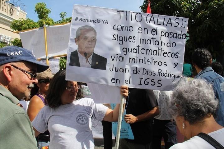 Poesía Contra La Corrupción Cmi Guatemala