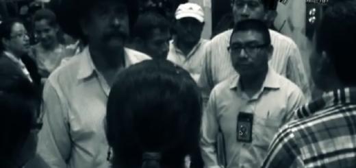 Don Taño López, nuevo preso político de Barillas
