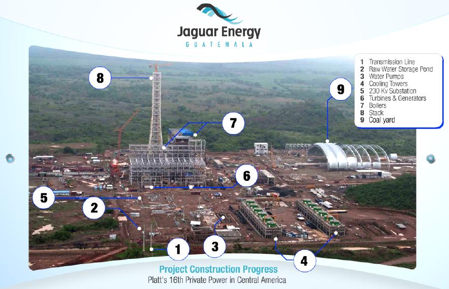 Fuente: Jaguar Energy.