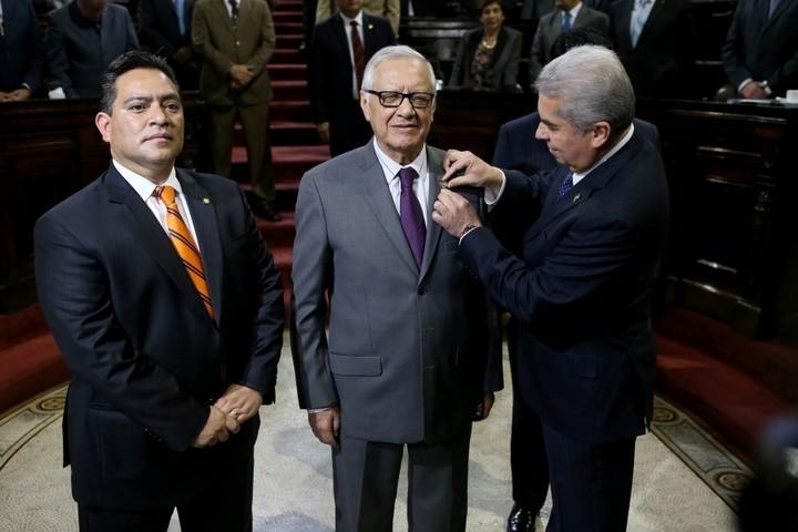 Alejandro Maldonado Aguirre. Foto: Presidencia de la República
