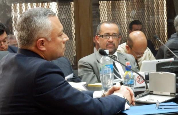 ECO testificando. Foto: Ministerio Público