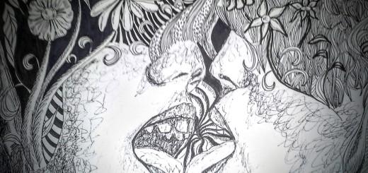 Ilustración de Óscar Ixcot