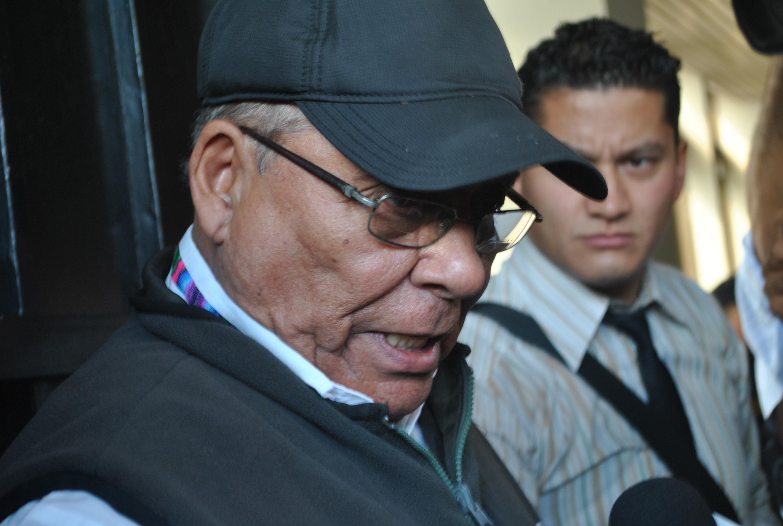 Manuel Benedicto Lucas Garcia