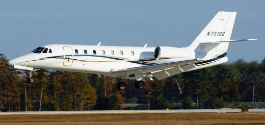 El avión de los Bosch-Gutiérrez que viajó al partido de Guatemala. Foto: Flight Aware