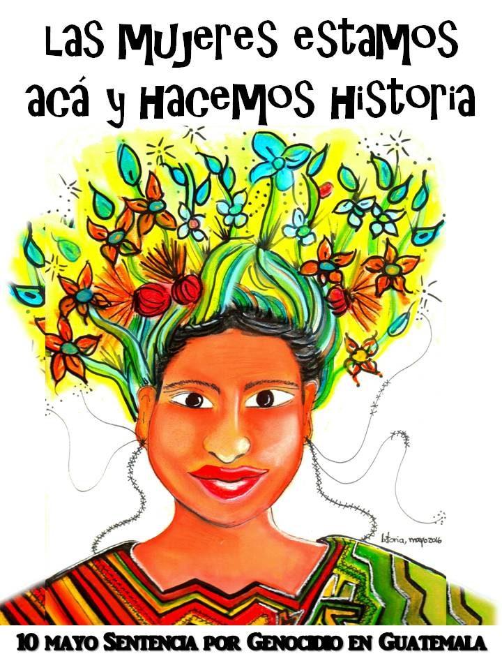 las mujeres estamos acá y hacemos historia