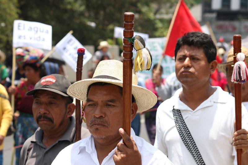 fotografía: Movimiento Político Winaq