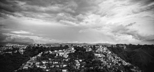 El Incienso, en la zona 3, es una de las primeras comunidades de la ciudad de Guatemala en las que se asentó la Mara Salvatrucha. Aún hoy está bajo el control de pandillas. Fotos: Pau Coll